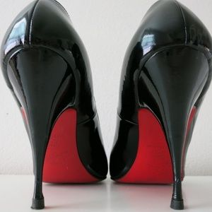 Authentic Christian Louboutin heels size 41